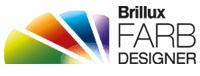Das Logo des Brillux Farbdesigner