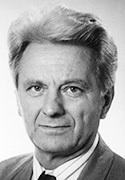 Portrait des Malers Heinz Limberg