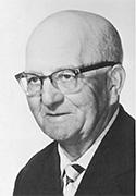 Portrait des Malers Hermann Limberg